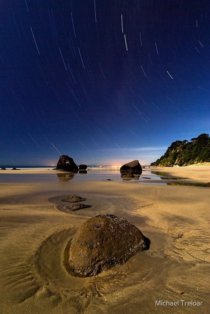 Maketu Stars by Michael Treloar