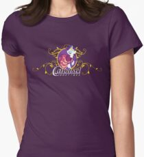 Carousel Boutique Womens Fitted T-Shirt