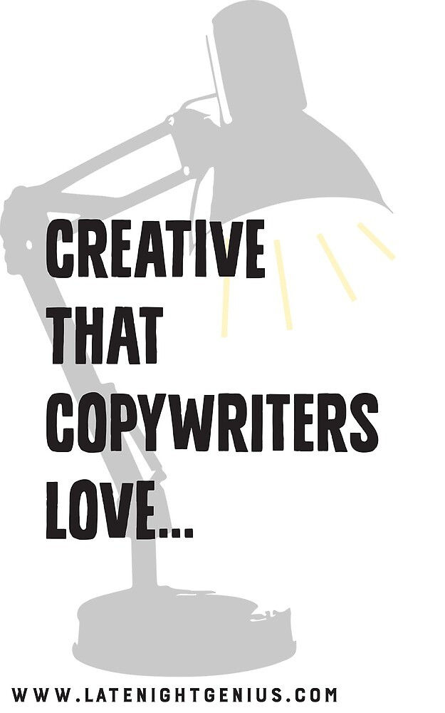 Copywriters by LateNightGenius