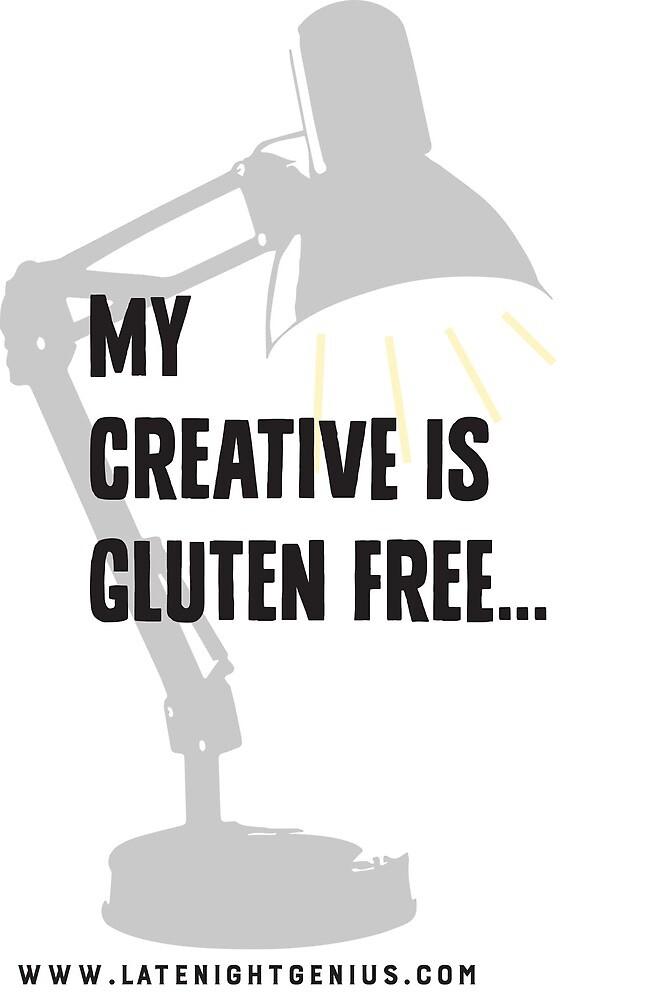 Gluten Free by LateNightGenius