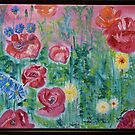 Elisabeth's Garden by James Bryron Love
