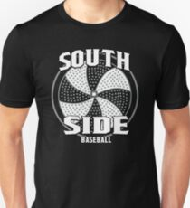 SOUTHSIDE CHICAGO PINWHEEL T-SHIRT Slim Fit T-Shirt
