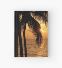 TROPICAL ISLAND Hardcover Journal