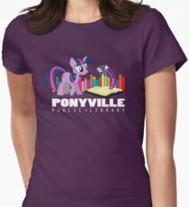 Ponyville Public Library T-Shirt
