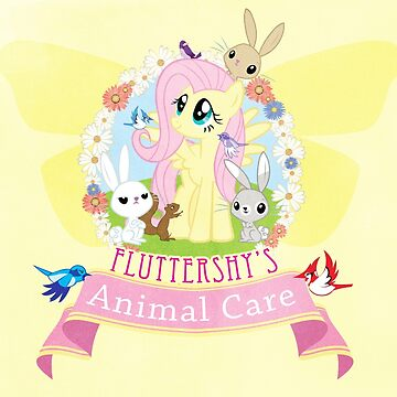 Fluttershy's Animal Care by reidavidson