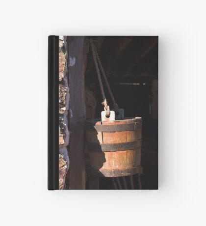 Hanging Bucket Hardcover Journal