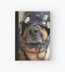 Ready for the Superbowl Hardcover Journal