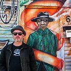 Life Imitates Art at 66 Balmy Alley by TonyCrehan