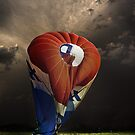 Deflated Ego by Tim  Geraghty-Groves