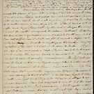 Jane Austen Manuscript by Dalton Rowe