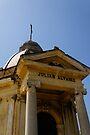 Tomb of Julian Alvarez, Havana, Cuba by David Carton