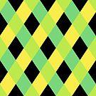 Viridescent Tessellation by pooknero