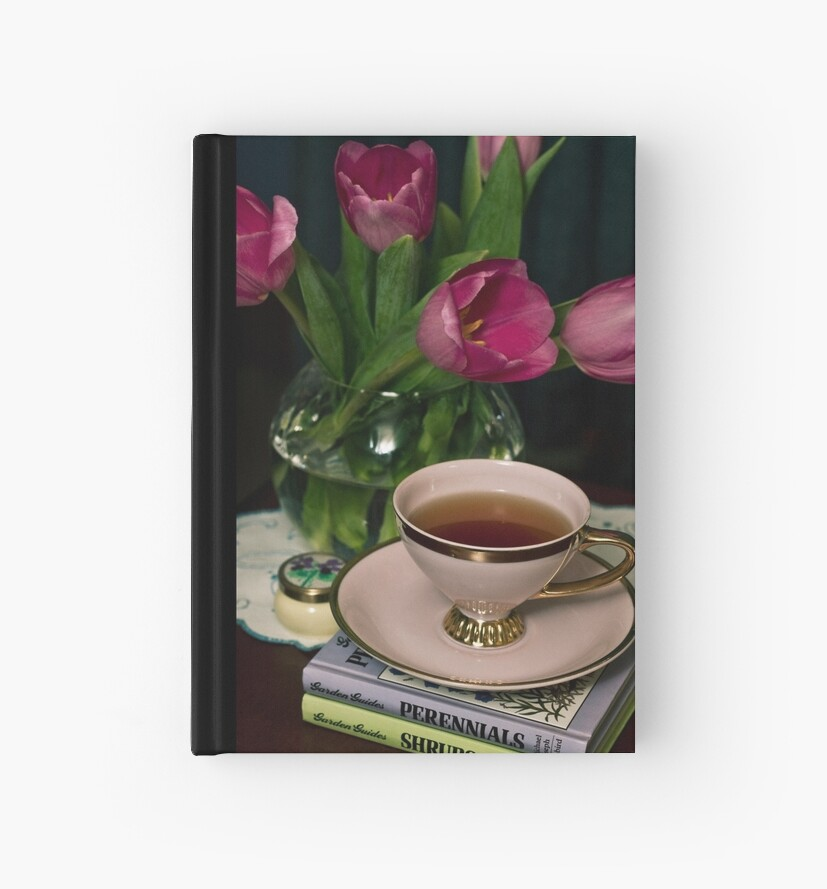 Still Life with Tea Cup by Adriana Glackin