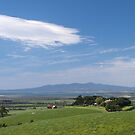 View from Foster to Wilsons Promontory, Victoria. by johnrf