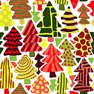 Christmas Tree Party by Sandra Hutter
