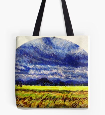The Distance Between You and I... (panel #2) Tote Bag