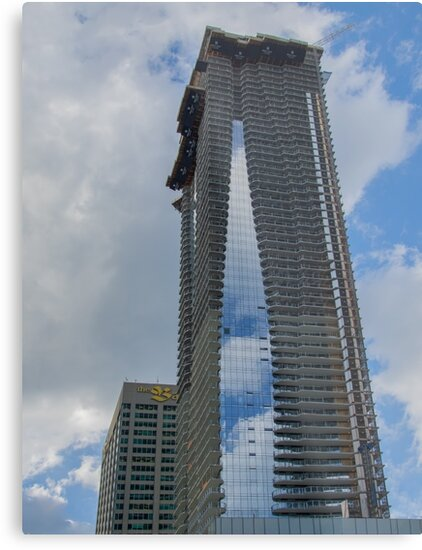 1 Bloor St. E., Almost Completed New Skyscraper by Gerda Grice