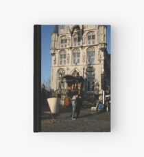 Gouda, Gouda! I serenade you, with Mr Dullemond's Song Hardcover Journal