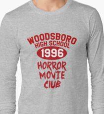 Woodsboro High Horror Movie Club 1996 T-Shirt