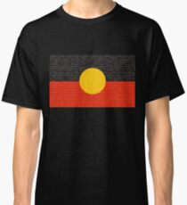 Aboriginal flag Classic T-Shirt