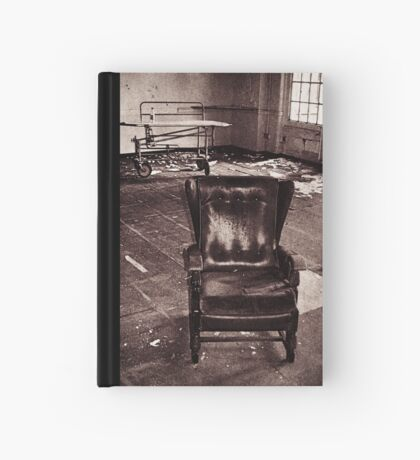 Take a seat and we'll talk Hardcover Journal