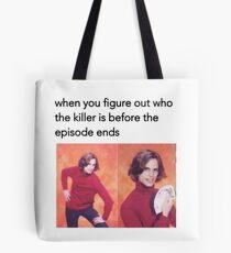 3b992bfe0b3f Criminal Minds Reid Tote Bags