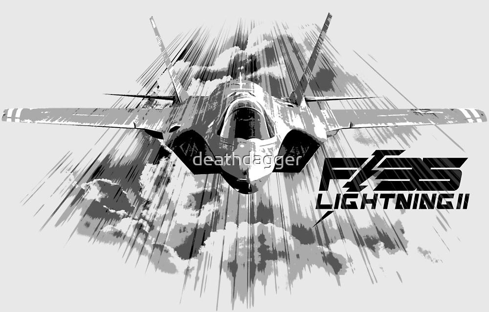 F-35 Lightning II by deathdagger