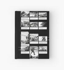 Mountain Odyssey (storyboard) Hardcover Journal