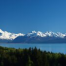 Mt Cook I by Sarah Howarth [ Photography ]