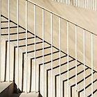 Railing Abstract by Alexandra Lavizzari