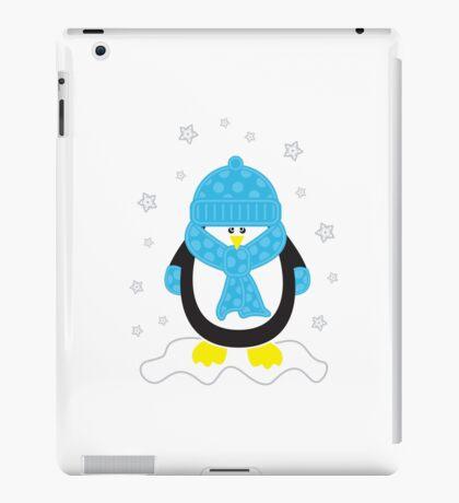 Baby It's Cold Outside [Boy Penguin] iPad Case/Skin