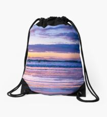 Dreamy sunrise Drawstring Bag