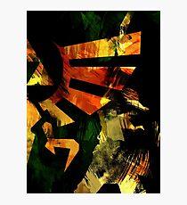 The Power Of Three (Dark World Ed.) Photographic Print