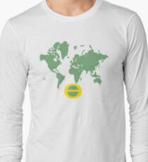 one world earthday Long Sleeve T-Shirt