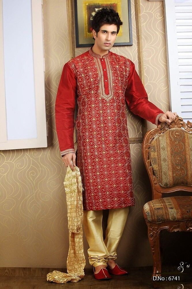 Buy Authentic Traditional Kurta Pajama Online USA by AddisonLuke