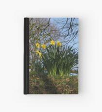 Daffodils Hardcover Journal