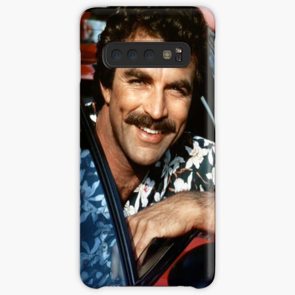 Thomas Magnum P.I Case & Skin for Samsung Galaxy
