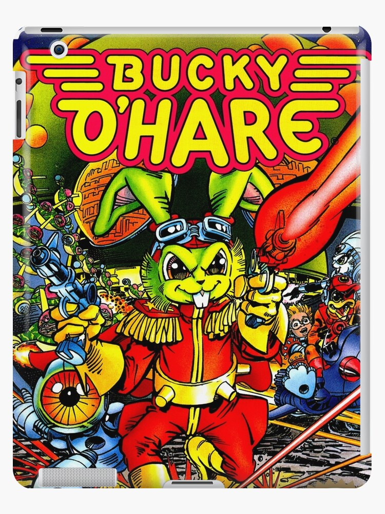 Bucky O Hare iphone case