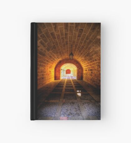 Fortress Tunnels Hardcover Journal