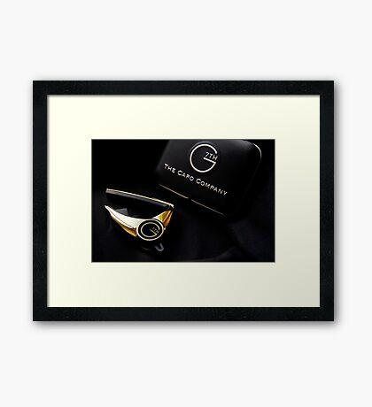 G7th The Capo Company Framed Print