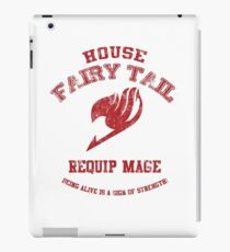 Requip Mage of Fairy Tail iPad Case/Skin
