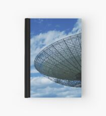 Half a dish Hardcover Journal