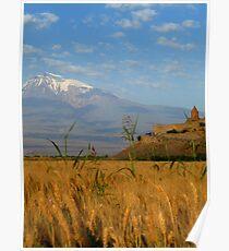 Picturesque Armenia Poster