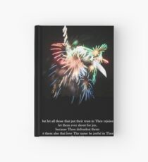 Be joyful in Thee Hardcover Journal