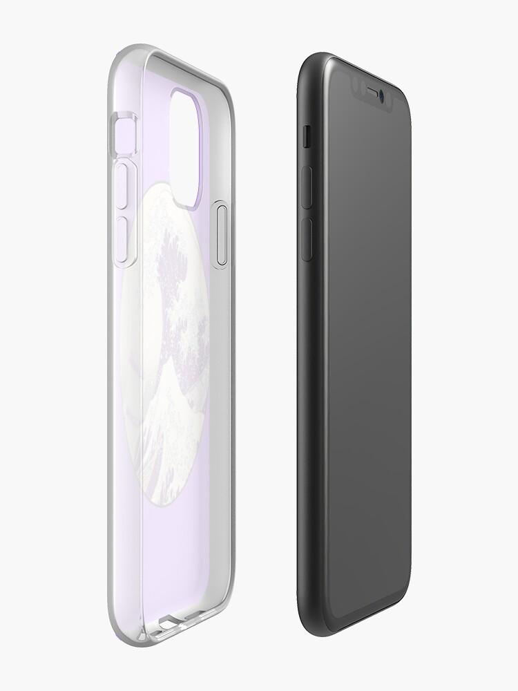 coque gucci iphone 11 pro - Coque iPhone « Codeine - La grande vague au large de Kanagawa », par DRVG