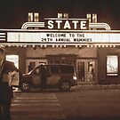Wammies at the State Theatre by Jane Brack