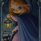 Wendella Witch by Bob Doucette