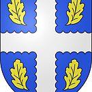 Coat of Arms of Thônex, Switzerland by PZAndrews