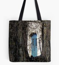 The Secret Entrance Tote Bag