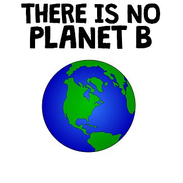 THERE IS NO PLANET B by kailukask